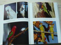 Robiller - Vogelpracht in Zucht und Pflege (1976) Chov ptáků