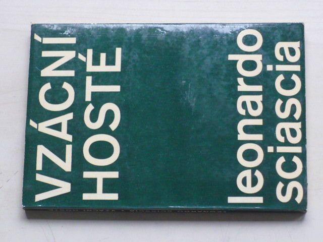 Sciascia - Vzácní hosté (1962)
