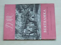 Buchner - Bertramka - Památník W. A. Mozarta a manželů Duškových (1956)