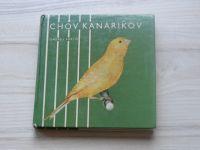 Pavliš - Chov kanárikov (1972) slovensky