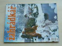 Zahrádkář 1-12 (2004) ročník XXXVI.