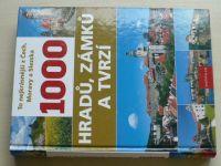 David, Soukup - 1000 hradů, zámků a tvrzí - To nejkrásnější z Čech, Moravy a Slezska (2010)