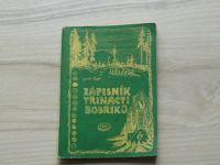 Foglar - Zápisník třinácti bobříků (1970)