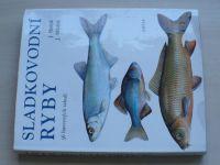 Holčík, Mihálik - Sladkovodní ryby (1971)