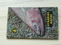 Katalog rybářského náčiní značky Ryna (1960) Lidové družstvo DIK Hradec Králové
