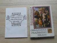 Obrazárna Pražského hradu - Pressfoto, 17 reprodukcí v obálce