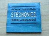 Přečerpávací vodní elektrárna Štěchovice - Historie a budoucnost