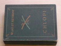 Reymont - Chlopi - I.-IV. (1920-21) 2 knihy