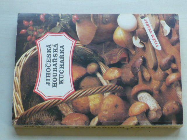 Vrabec - Jihočeská houbařská kuchařka (1986)
