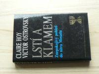 Hoy, Ostrovsky - Lstí a klamem - Znepokojivý pohled do nitra Mosadu (1991)