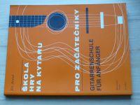 Jirmal - Škola hry na kytaru pro začátečníky (2011) česky, německy