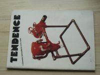 Tendence v  českém sochařství 1979  - 1989 - Katalog výstavy Olomouc 1989