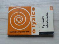 Urgošík - Fyzikální elektronika (1964) Populární přednášky o fyzice