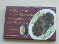 Heřmanová - 123 Čínských receptov v Slovenskej kuchyni (1987) slovensky