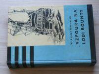 KOD 43 - Kocourek - Vzpoura na lodi Bounty (SNDK 1962)