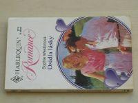Romance, č.274: Westonová - Osidla lásky (1998)