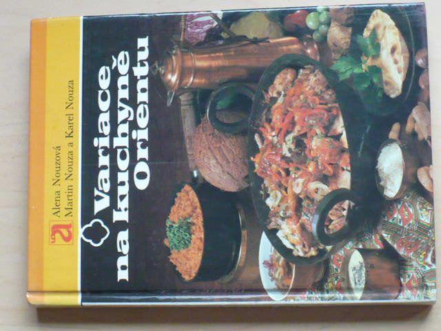 Nouzová, Nouza - Variace na kuchyně Orientu (1989)