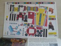 ABC 1-24 (1989-90) ročník XXXIV. (chybí čísla 5, 13, 15-16, 24, 19 čísel)