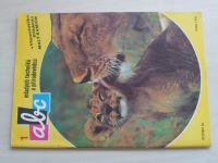 ABC 1-24 (1989-90) ročník XXXIV. (chybí čísla 5, 9, 12-13, 15-16, 20, 23-24, 15 čísel)