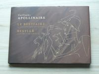 Apollinaire - Le Bestiaire - Bestiář aneb Průvod Orfeův (2011) il. Born