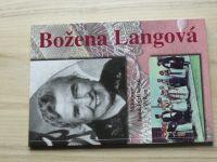 Božena Langová - Milovnice hanáckých krojů z Příkaz (2016)