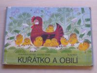 Hrubín - Kuřátko a obilí (1981) il. Miler