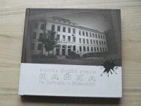 Kronika divadla poezie KAŇKA na Gymnáziu v Boskovicích (2017)