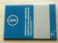 Otisky historie v regionálních identitách obyvatel pohraničí -Čechů a Němců v přímém sousedství 2007