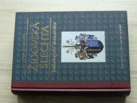 Županič - Židovská šlechta podunajské monarchie (2012)