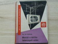 Kožehuba - Montáž a údržba televizních antén (1968) slovensky