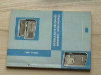 Maurenc - Rozhlasové přijímače moderní konstrukce (1966)