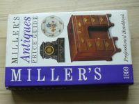 Miller's Antiques Price Guide 1999 - Professional Handbook - Příručka - starožitnosti