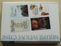 Nejlepší světové čtení - Sněžná slepota, Léto odhodlání, Temný oheň, Vánoční kouzlení (2006)