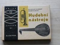 OKO 31 - Klement, Kadlec - Hudební nástroje (1972)