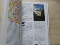 Průvodce na cesty - Slovensko (freytag&berndt 2003) česky