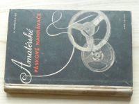 Rambousek - Amatérské páskové nahrávače (1957)