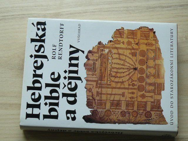 Rendtortt - Hebrejská bible a dějiny (1996)