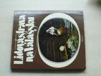Štika - Lidová strava na Valašsku (1980) příloha  Habustová - Valašský jídelníček