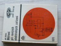 Tříska - Měření při revizích elektrických zařízení (1986)