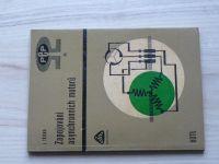Tříska - Zapojování asynchronních motorů (SNTL 1966)