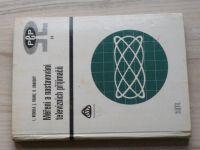 Vomela, Franc, Oravský - Měření a nastavování televizních přijímačů (1966)