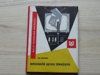 Kožehuba - Jednoduché opravy televízorov (1970) slovensky