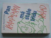 Rosten - Pan Kaplan má stále třídu rád (1988)