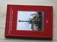 Sborník Národního památkového ústavu v Olomouci 2007
