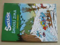 Šmoulové - Šmoulí zima (2011) hrací sešit