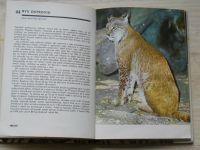 Bouchner - Kapesní atlas savců (1973)