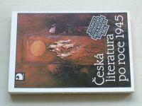 Česká literatura po roce 1945 (1992)