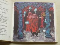 Čtvrtek - Malá zlá kouzelnice a drak (1974)