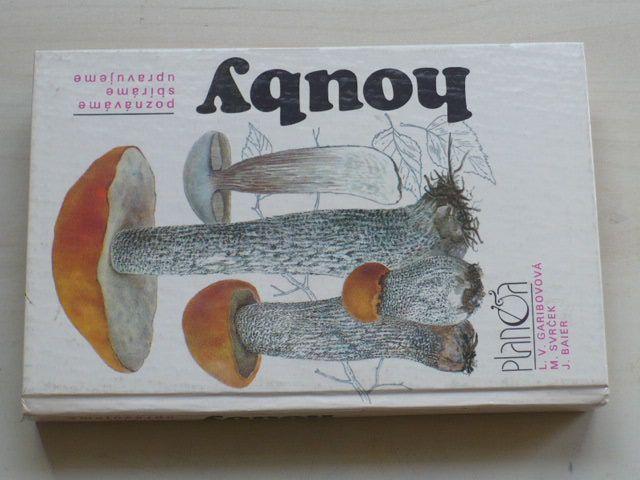 Houby - Poznáváme, sbíráme, upravujeme (1985)