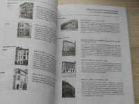Seznam nemovitých kulturních památek Olomouce (1996) příloha - mapa